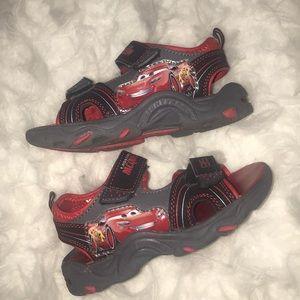Lightning McQueen Sandals